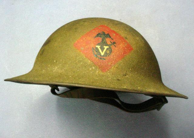 Brodie-Helm | Joshua R. Murray, M1917helmet, CC BY-SA 3.0